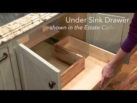 Storage Solutions - Under Sink Drawer