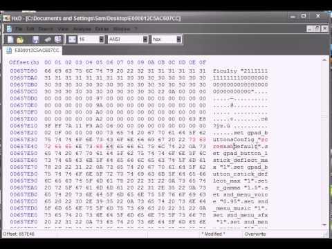 Cod 5 Noclip Tut (After Patch) Xbox360