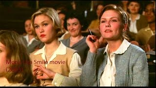 Mona Lisa Smile movie (2003) - Julia Roberts, Kirsten Dunst, Julia Stiles