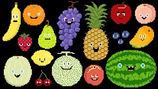 Fruit - Learn Fruits - Fruit Song - The Kids