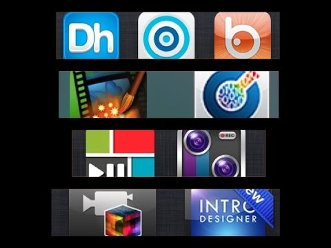 Apple Apps for iMovie
