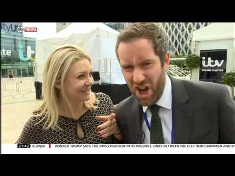 ITV's Emma Murphy on Sky News