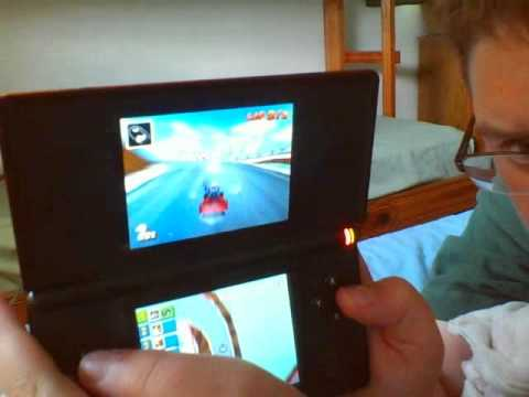 MARIO cart awesome cheats (ds)
