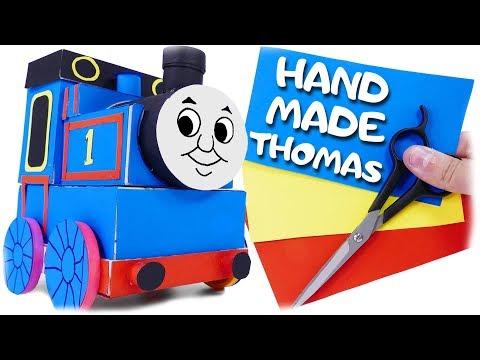 Thomas and Friends Handmade Thomas
