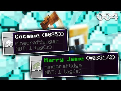 Minecraft OP Prison: DOING DRUGS IN PRISON! (Episode 4)