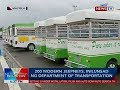 Bp 200 Modern Jeepneys Inilunsad Ng Department Of Transportation