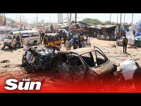 Xxx Mp4 Mogadishu Bombing – 90 Dead Including Kids As Huge Truck Bomb Rips Through Somali Capital 3gp Sex