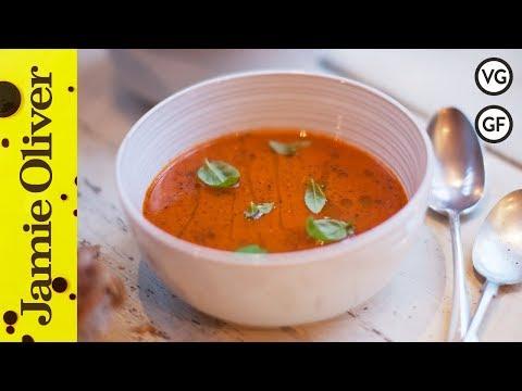 Homemade Tomato Soup | KerryAnn Dunlop