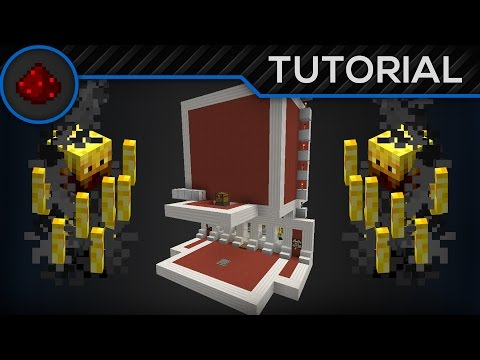 [Tutorial] Efficient AFK-able Blaze Farm (1.9 - 1.10)