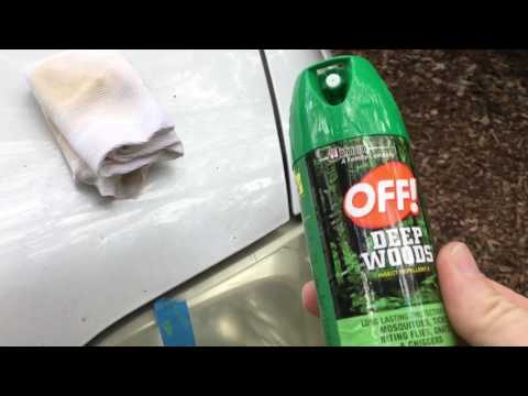 Clean Yellow Dingy Headlights Clear (In Seconds)