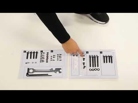 How to assemble your Domyos Intense Run treadmill ?