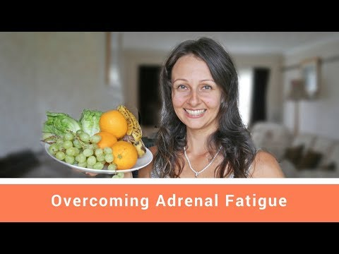 The 5 Essentials For Overcoming Adrenal Fatigue