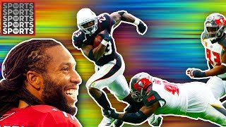 Adrian Peterson & Larry Fitzgerald A Super Bowl Duo?