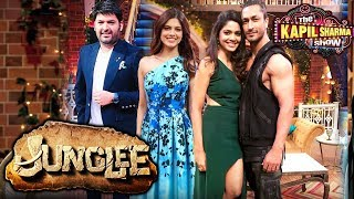 The Kapil Sharma Show पर पहुंची Junglee Team | Vidyut Jammwal, Pooja Sawant, Asha Bhat