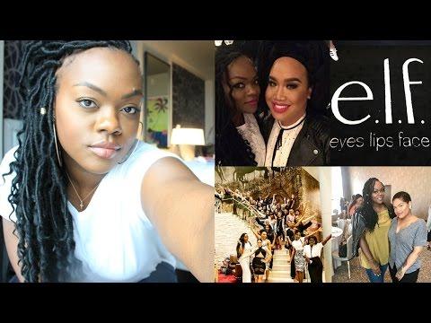 VLOG | 2017 #Elfbeautyscape Austin, TX