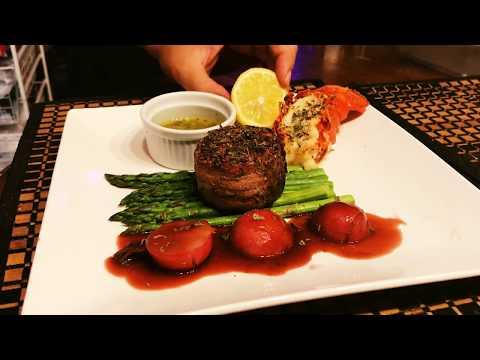 Lobster & Filet Mignon