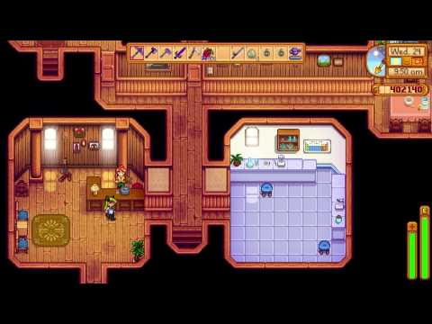 How to get a Nursery - Stardew Valley