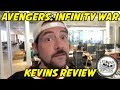 Avengers Infinity War Kevs Review