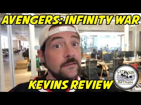 Avengers Infinity War - Kev's Review