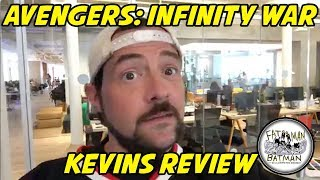 Download Avengers Infinity War - Kev's Review Video