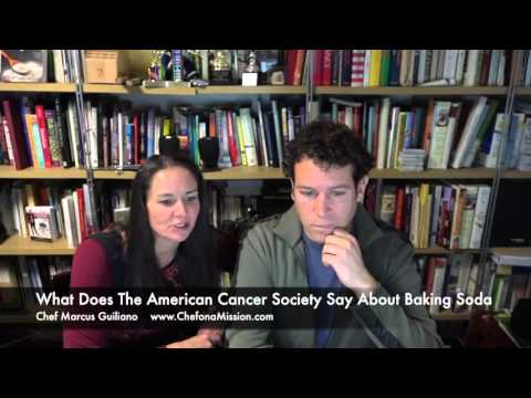 What Does The American Cancer Think About Baking Soda For Cancer Treatment