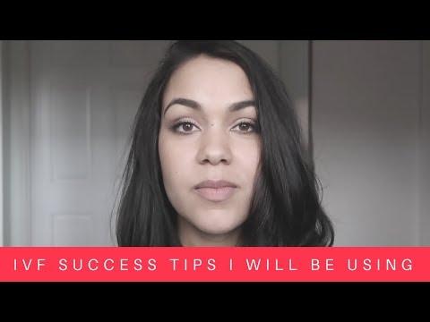 IVF Vlog: IVF Success Tips I will be using