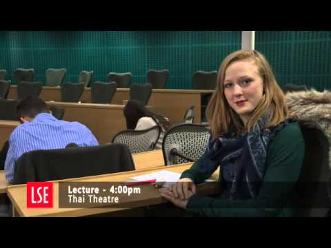 A Day in the Life of an LSE Student