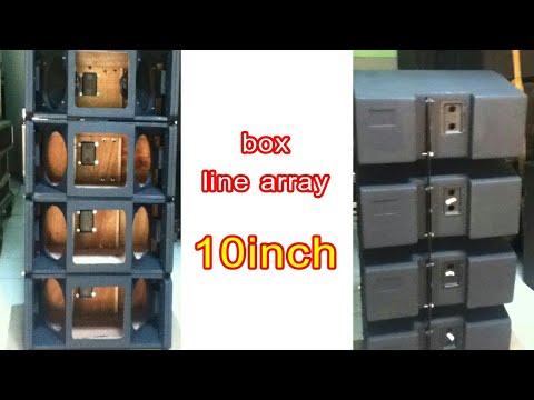 box sound system line array 10inch x 2 di cianjur