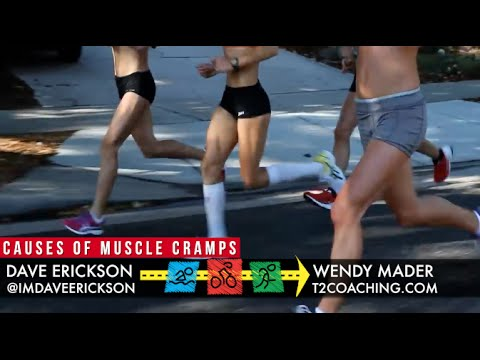 Major Causes of Muscle Cramps and Prevention Tips with Dave Erickson Wendy Mader