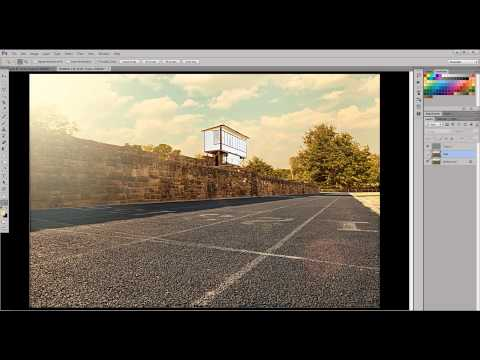 How to Remove Lens Flares in Photoshop
