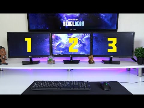 Is a Triple Monitor Setup Worth it? - The Good & Bad