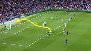 Rare Volley Goals in Football