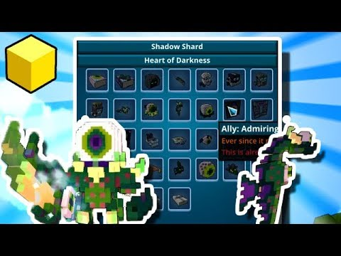 ALL Heart of Darkness REWARDS in Trove! (+ COSTUMES)