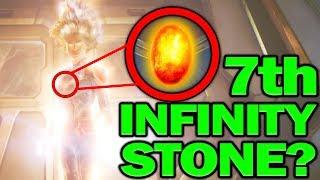 Captain Marvel's HIDDEN Infinity Stone (Ego Stone)