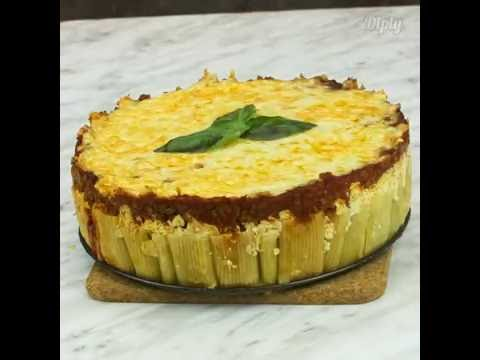 Easy Rigatoni Pie!