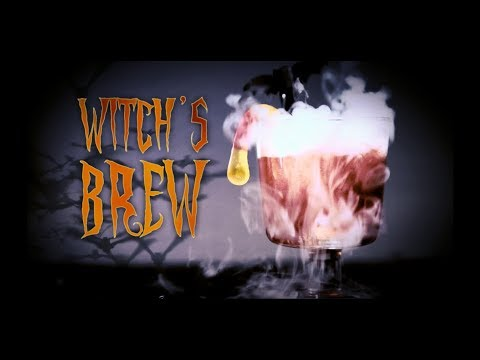 How to Make a Batch of Witch's Brew