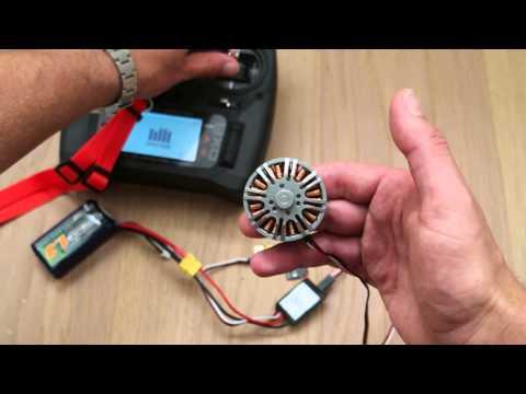 gimbal motor speed controller