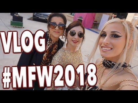 VLOG 🎥 Malta Fashion Week || GAETANO & Herminas Reea #MFW2018 || DYNA