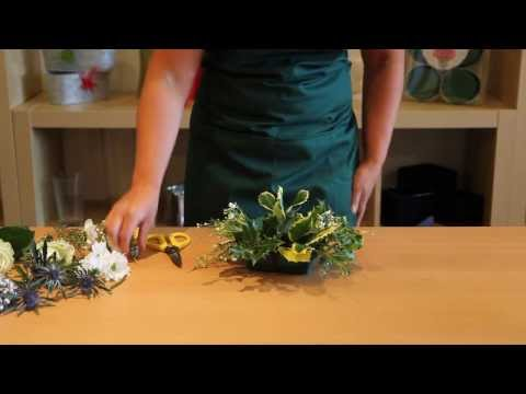 OASIS® Floral Hobby ~ How to ~ The Christmas Star