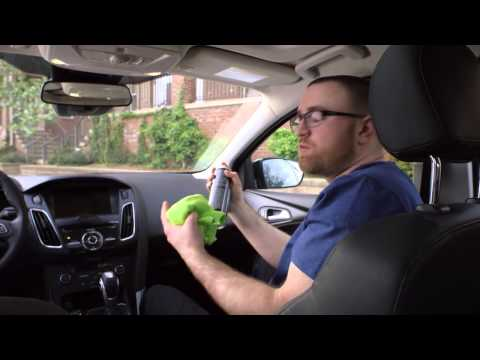 How to Make Your Car Look and Smell New