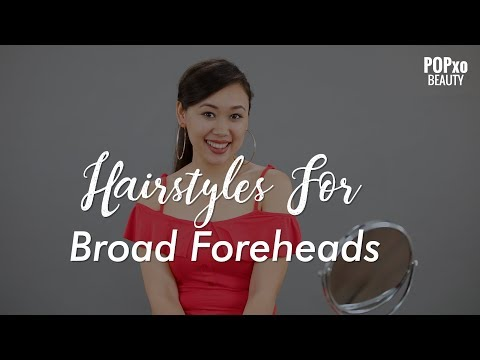 Easy / Simple Hairstyles For Broad / Big Foreheads - POPxo Beauty