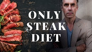 Download I Tried Jordan Petersons Diet (Only Meat) Video