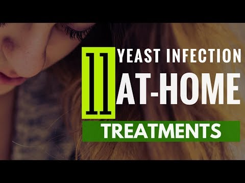 11 Yeast Infection At Home Remedies And Treatments That Work FAST! | Candida