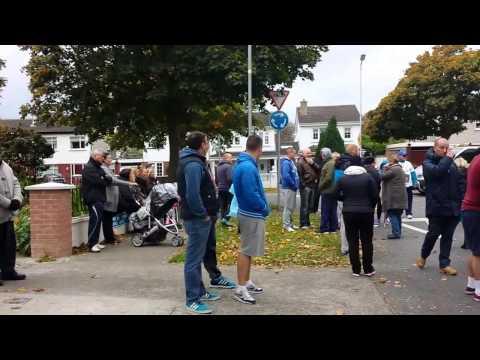 Lack of Garda Resources? Where? Irish Water Meter Protest, Dublin