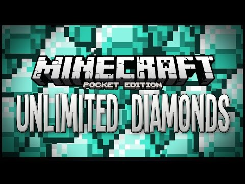 How to Duplicate Diamonds in Minecraft Pocket Edition