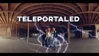 Download TELEPORTALED - A VR Sci-Fi Comedy #360 Video