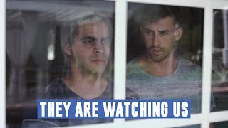 THEY ARE WATCHING US | David Lopez