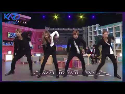 [171205] KARD - You In Me (x2 Double Speed Version - Arirang' s After School Club)