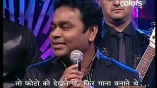 Lata Mangeshkar receives Lifetime Achievement Award at the Global Indian Music Awards