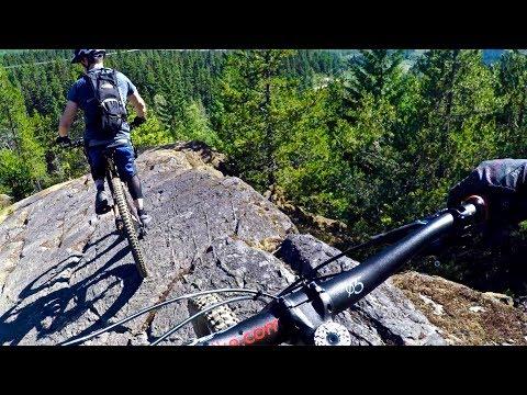 KILL ME, THRILL ME   Mountain Biking the Whistler Valley